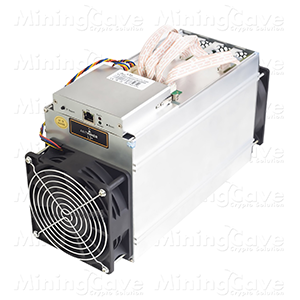 Antminer L3+ with PSU 504MH/s