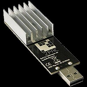 USB - Stick Miner GekkoScience 2Pac BTC 25GH/s